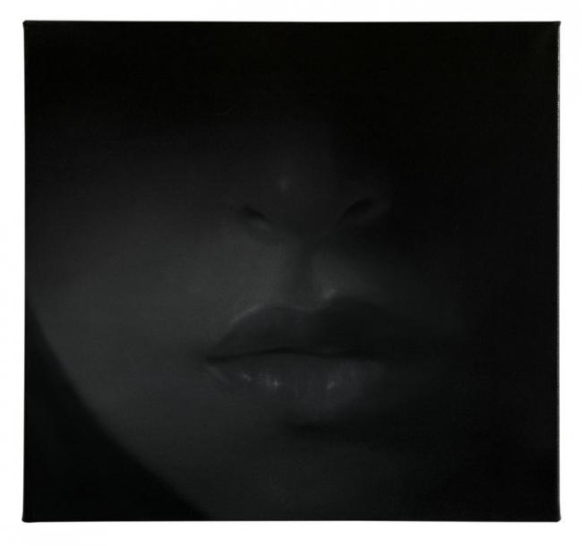 Gazing Again #1, oil on canvas 45x50 bilbao 2013_1